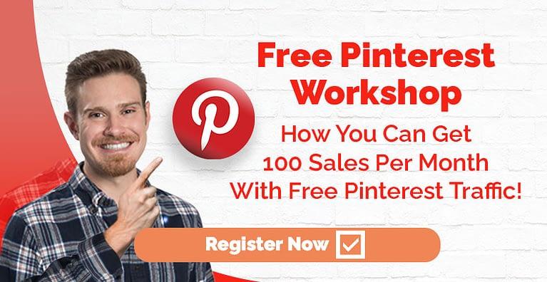 free pinterest workshop